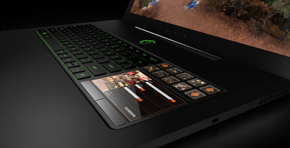 Razer gaming laptop blade