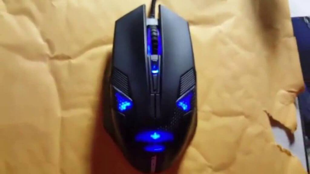 best cheap gaming mouse TeckNet Raptor