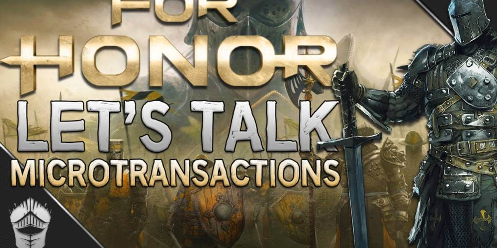 for honor microtransactions