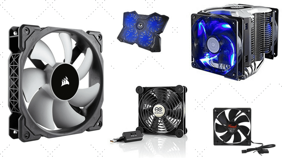 BEST 120MM CASE FANS FOR PC